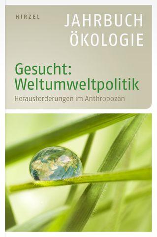 Cover für 'Gesucht: Weltumweltpolitik'