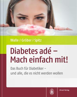 Cover für 'Diabetes adé - Mach einfach mit!'