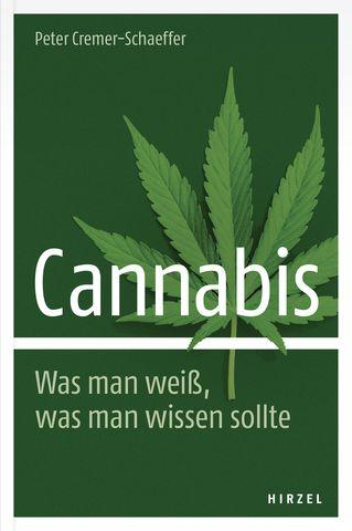 Cover für 'Cannabis. Was man weiß, was man wissen sollte'
