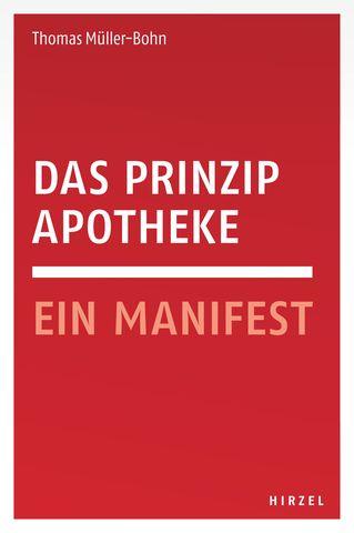 Cover für 'Das Prinzip Apotheke'