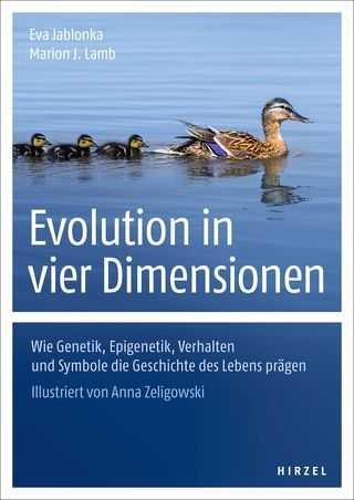Cover für 'Evolution in vier Dimensionen'