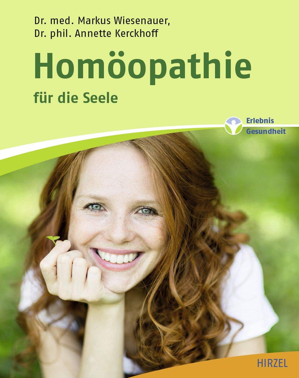 Cover für 'Homöopathie für die Seele'