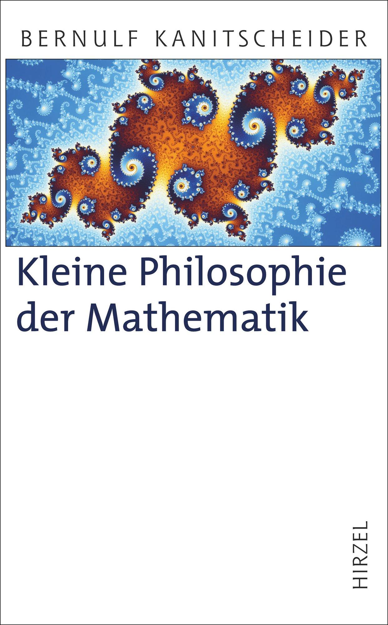 Cover für 'Kleine Philosophie der Mathematik'