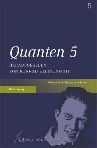 Cover für 'Quanten 5'