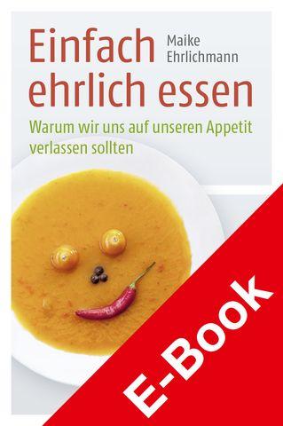 Cover für 'Einfach ehrlich essen'