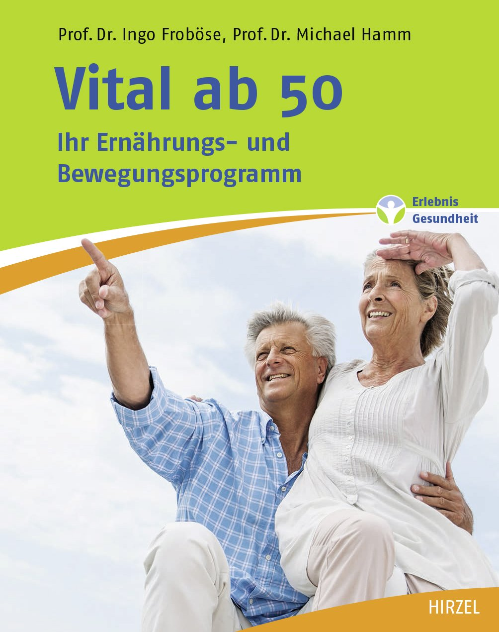 Cover für 'Vital ab 50'