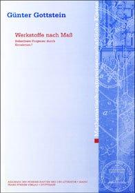 Cover für 'Werkstoffe nach Maß'