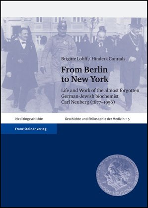 Cover für 'From Berlin to New York'