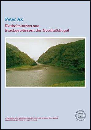 Cover für 'Plathelminthes aus Brackgewässern der Nordhalbkugel'