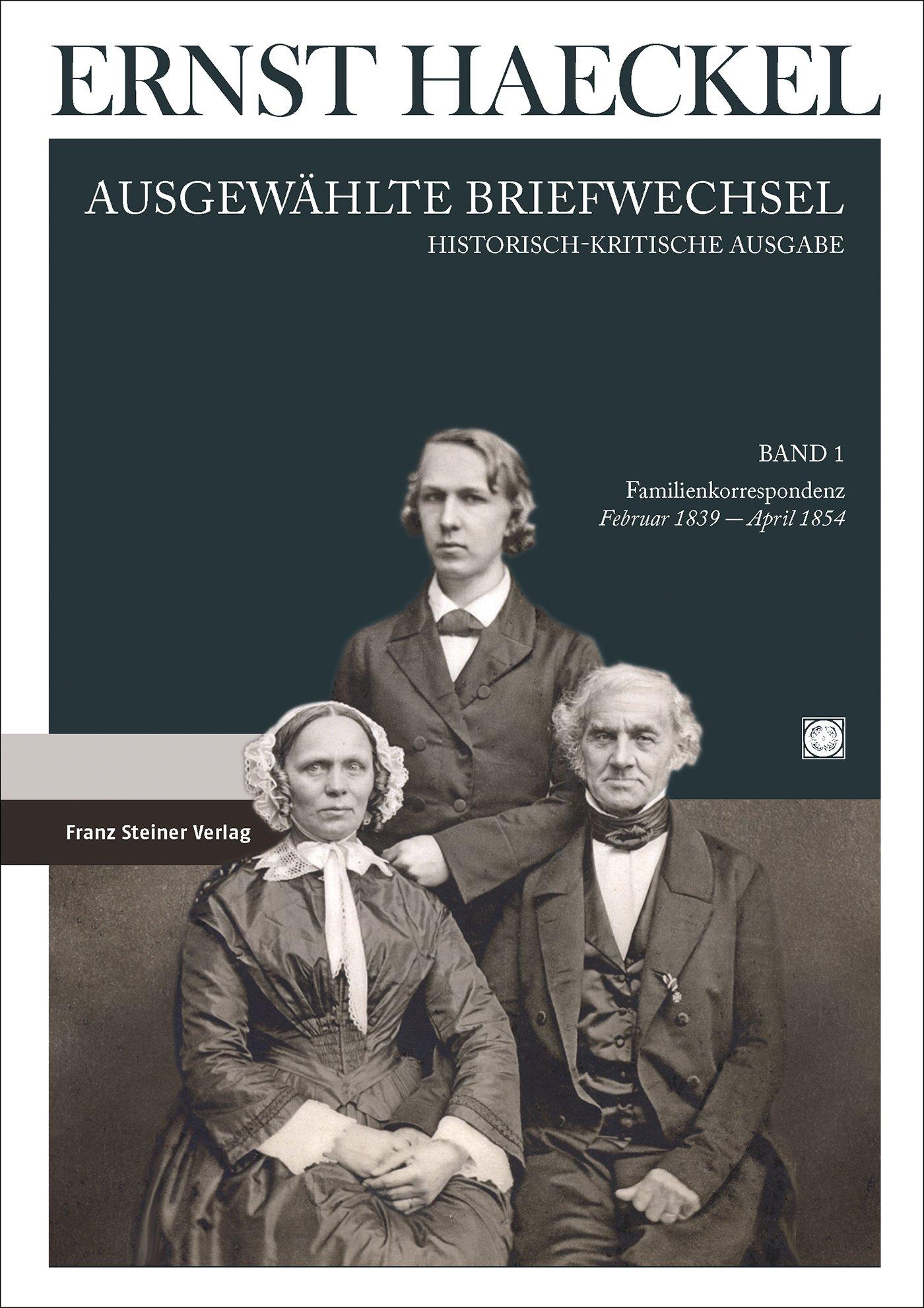 Cover für 'Familienkorrespondenz'