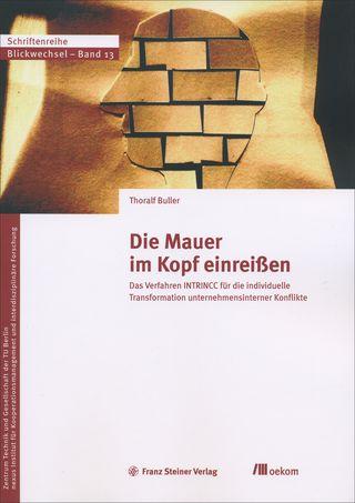 Cover für 'Die Mauer im Kopf einreißen'
