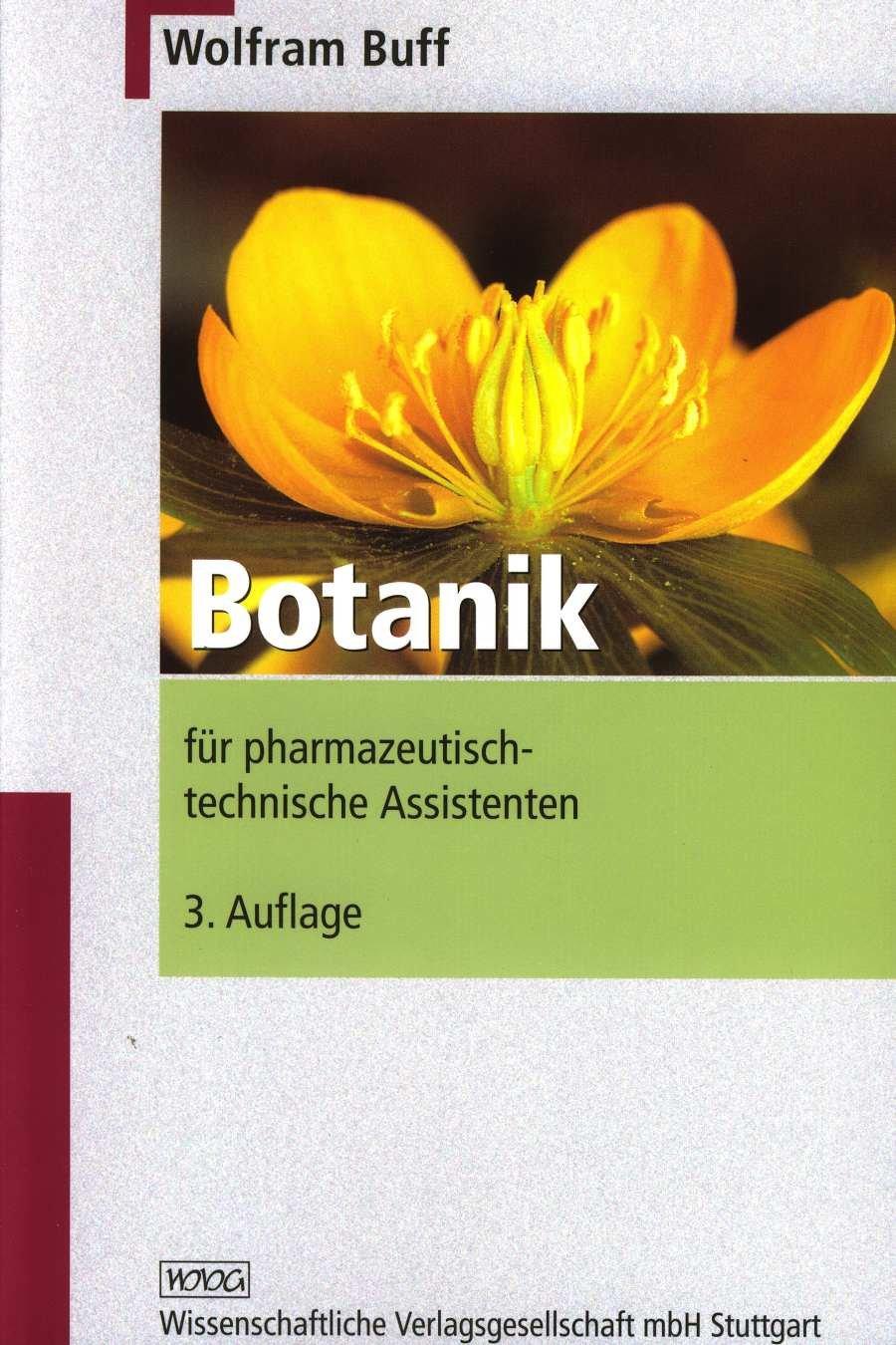 Botanik - Shop - Mediengruppe Deutscher Apotheker Verlag