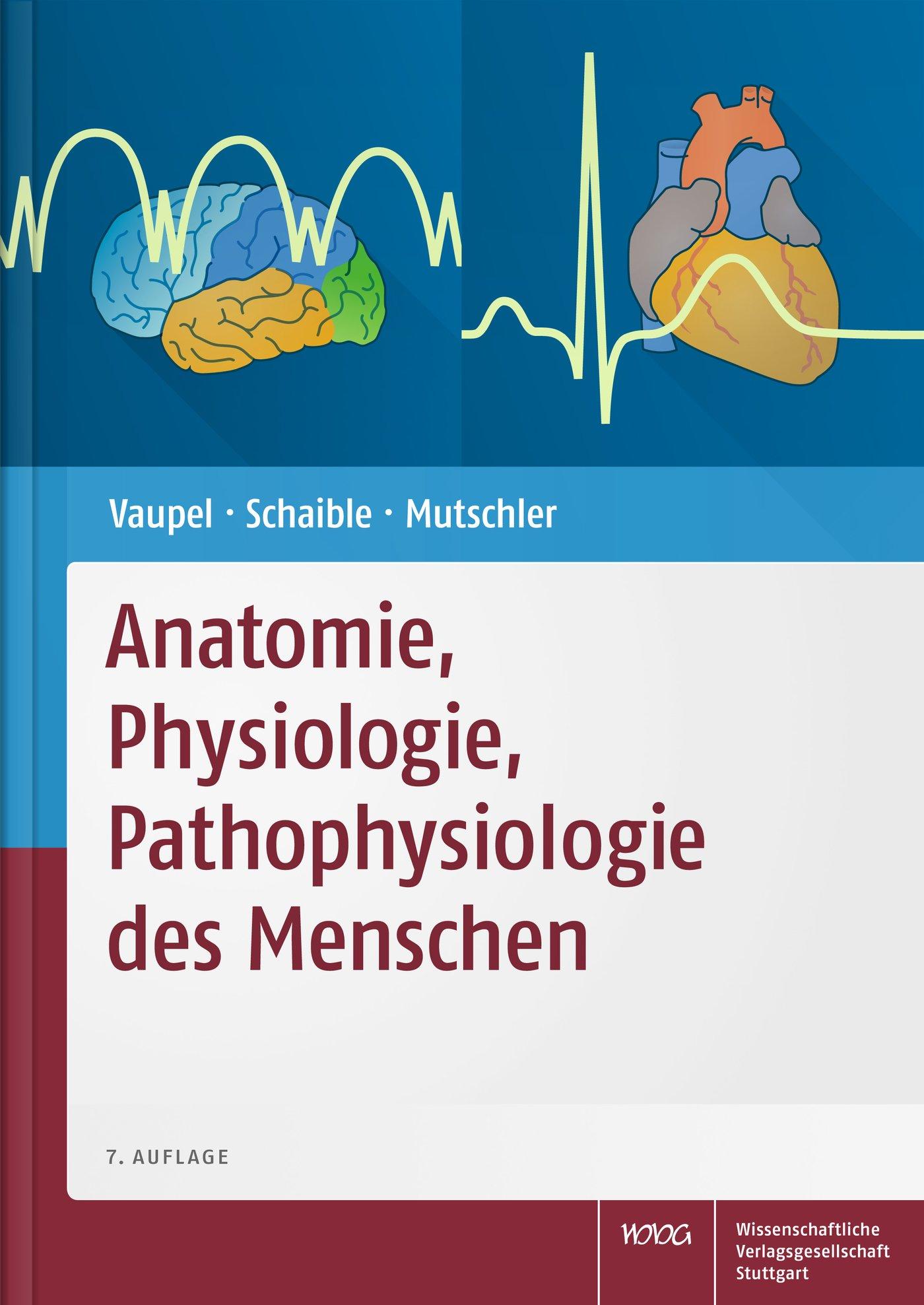 Anatomie, Physiologie, Pathophysiologie des Menschen - Shop ...